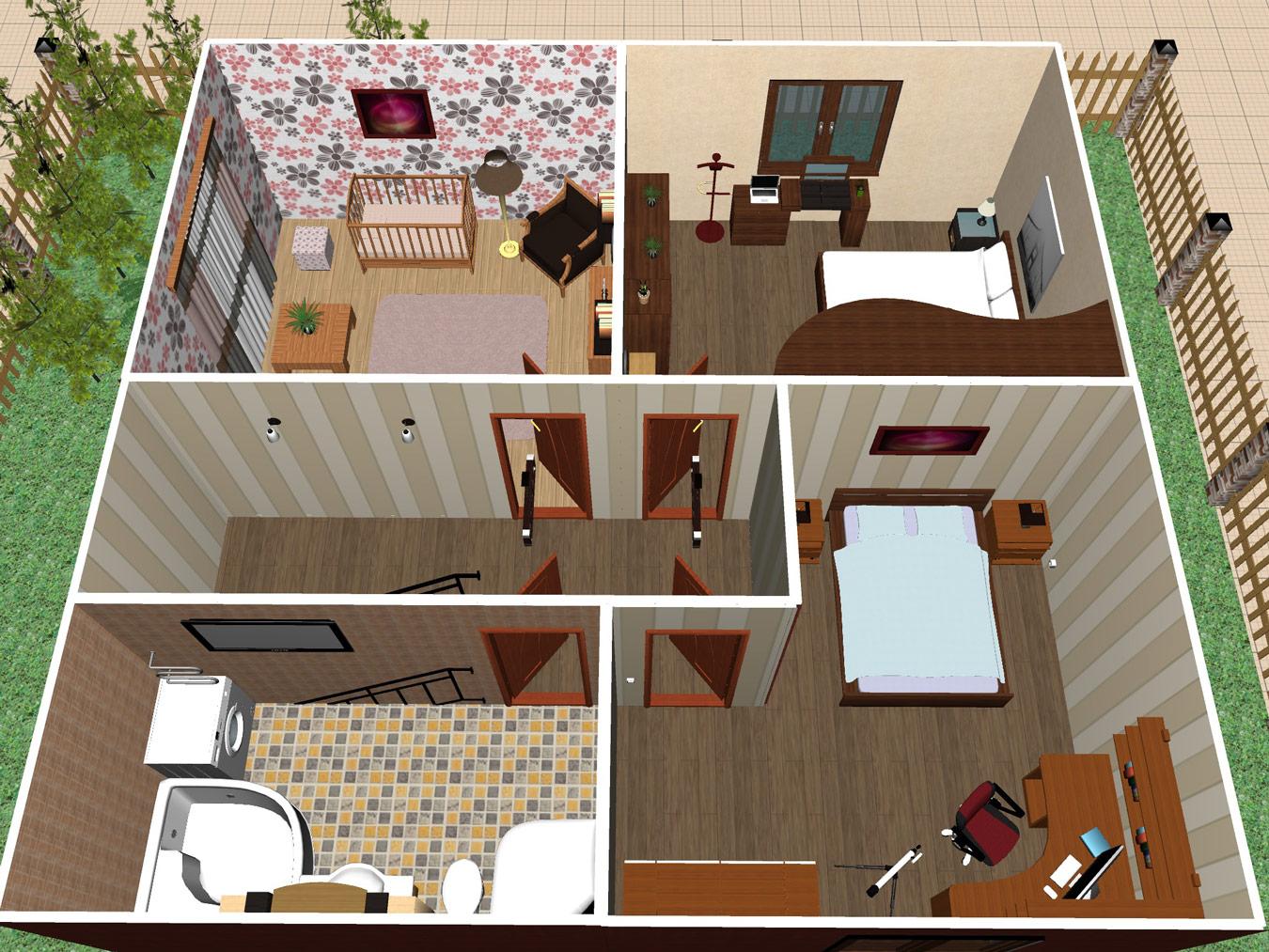 Как сделать дома планировку